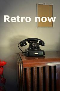 Retro Now Ausstellung in der Villa Zierer